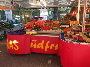 German open food markets
